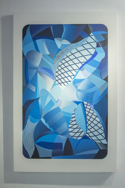 , 'In the Blue,' 2014, Cardoza Fine Art