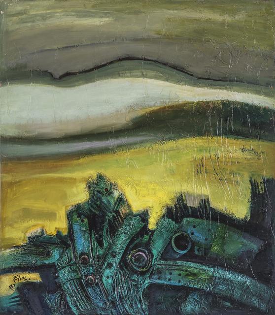 , 'Witnesses in the Desert 3,' 1996, Hafez Gallery