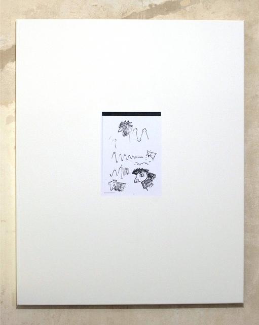 , 'Untitled (Ingeborg Gabriel, Untitled, 1995),' 2012, Clages