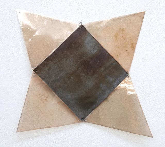 , 'Four Square,' 2015, Tayloe Piggott Gallery