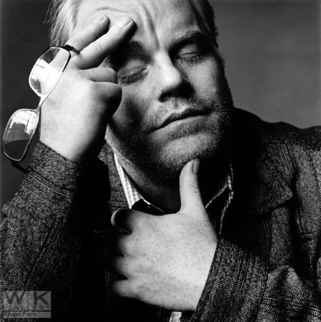 , 'Philip Seymour Hoffman,' 1995, Weiss Katz Gallery