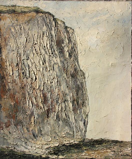 Paolo Vallorz, 'Scogliera a Ault', 1968, Ambrosiana Casa d'Aste