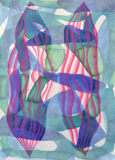 , 'Voluntad de acción,' 2016, Aldo de Sousa Gallery