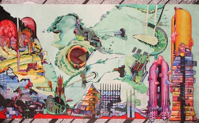 , 'Archadia Composite,' 1982, Gallery Espace