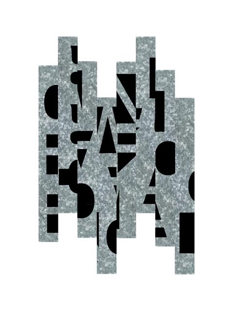 , 'Contraforma,' 2017, Juan Silió