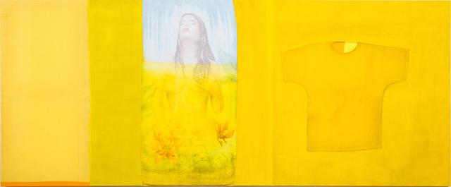 , 'Amazons (Painting III),' 2014, Thomas Dane Gallery