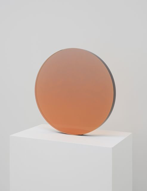 , 'Circle Sepia-Violet,' 1970, McClain Gallery