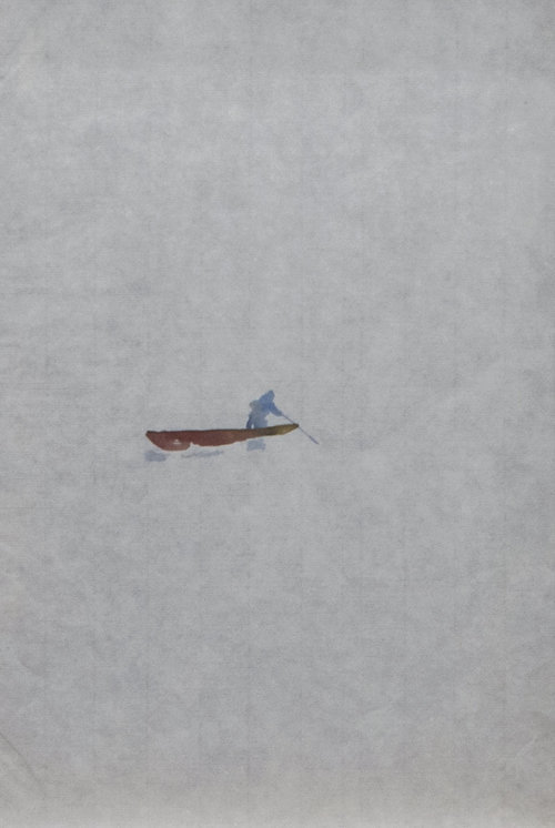 KASPAR HAUSER, 2009  Acquerello; 33x22,5 cm Watercolour; 13x8,9 inches
