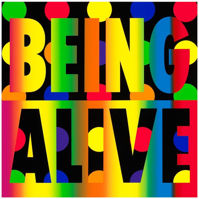 Deborah Kass, 'Being Alive', 2012, Newzones