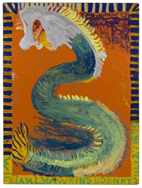 , 'Untitled (Snake),' ca. 1990, Fleisher/Ollman