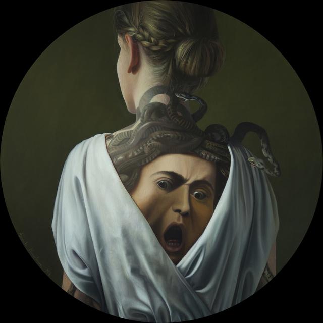, 'Medusa,' 2018, RJD Gallery