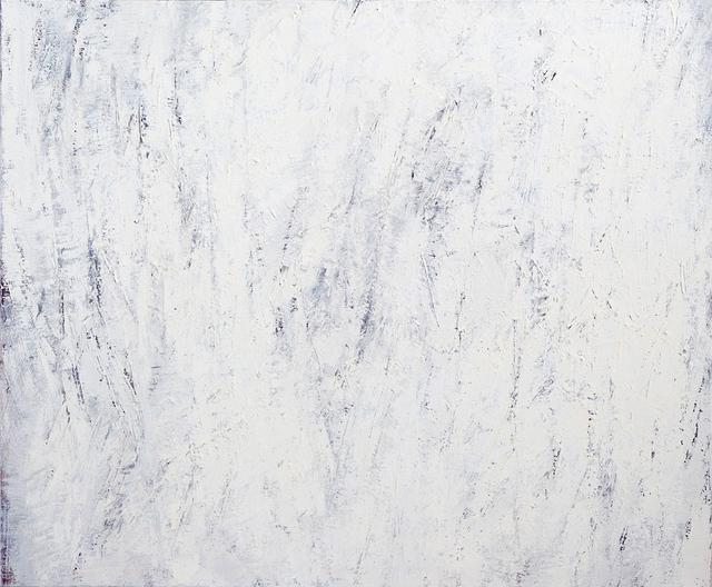 , 'Leichtes Grau (Schichtung),' 1990, Walter Storms Galerie