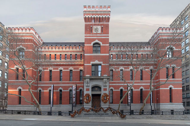, 'Park Avenue Armory,' 2018, ClampArt