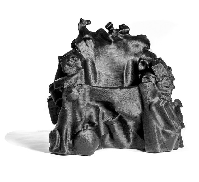 , 'Savage Series Black Edition Chair,' 2014, Johnson Trading Gallery