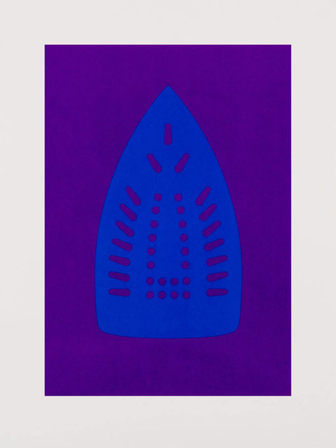 , 'Complementary Soles (Blue/Purple),' 2012, Burnet Fine Art & Advisory