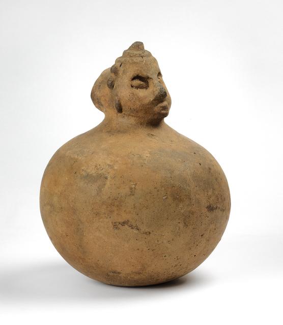 Unknown Artist, 'Human Effigy Vessel', 1200-1500, Penn Museum