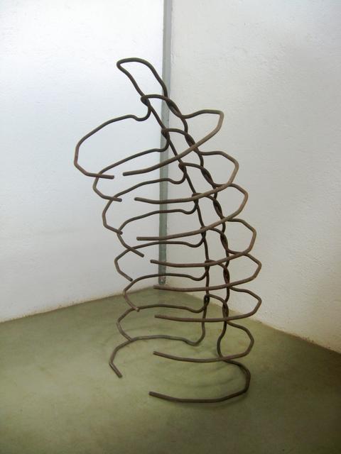 Walter Guerra, 'untitled', 2004, Sculpture, Iron Rebar, GTG Art and Design