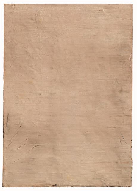 , 'Untitled,' 1987, Omer Tiroche Gallery