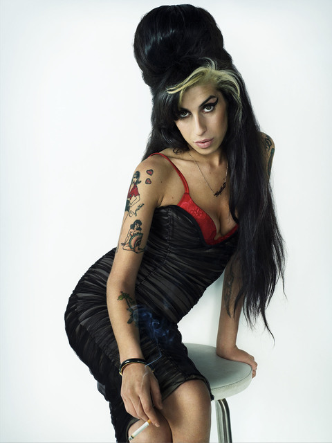 , 'Amy Winehouse,' London 2009, Immagis Fine Art Photography