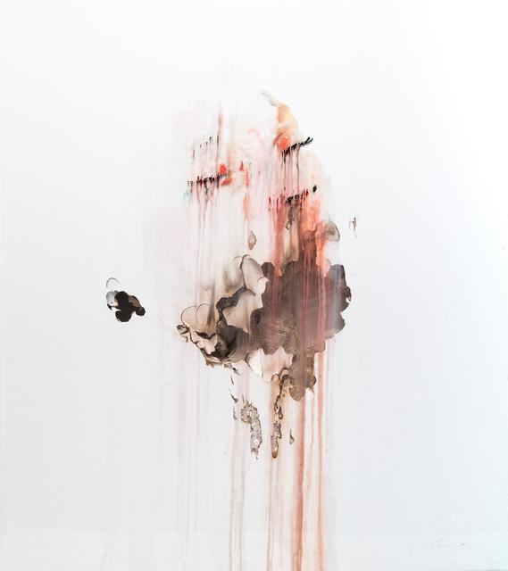 , 'Wounds II,' 2017, Lazinc