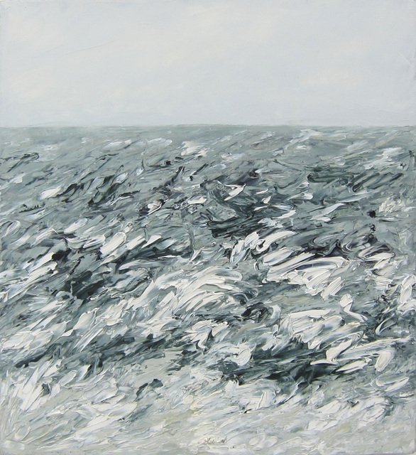 , 'untitled (rough sea),' ca. 1998, Albert Merola Gallery