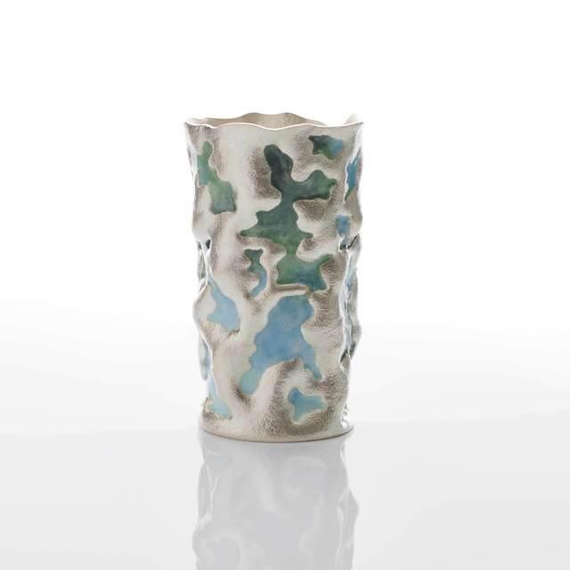 , 'Unen Vase,' 2018, Adrian Sassoon