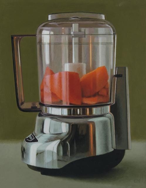 Gus Heinze, '411', 2019, Louis K. Meisel Gallery