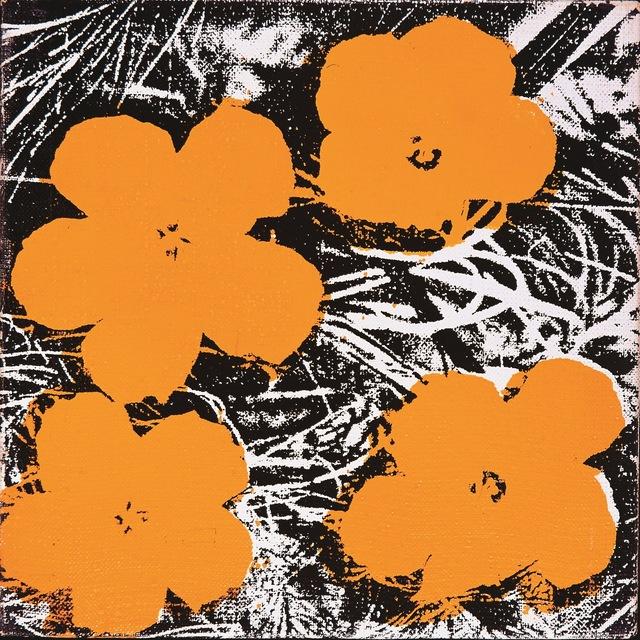 , 'Flowers,' 1965, Musée d'Art Moderne de la Ville de Paris