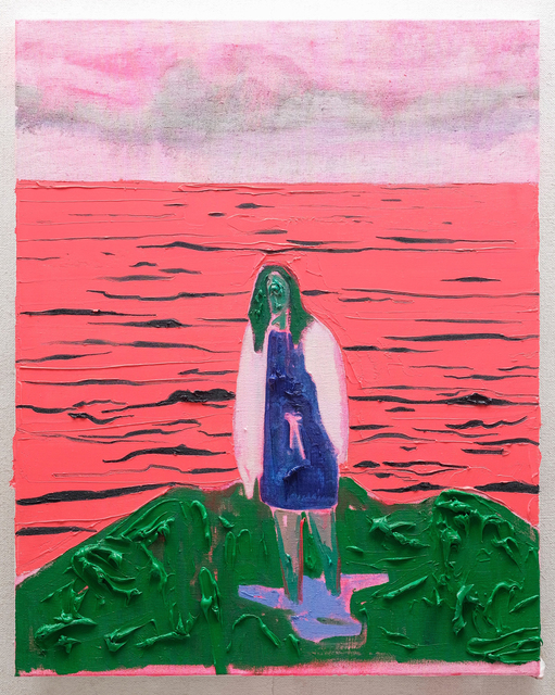 Kim Dorland, 'Then', 2019, Galerie Antoine Ertaskiran