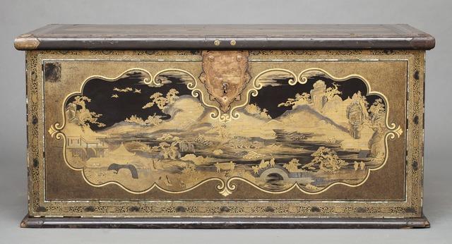 , 'Chest Van der Lijn  Japan,' 1635-1645, Rijksmuseum