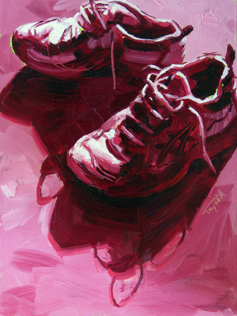 , 'Raced for the Cure,' 2015, Abend Gallery