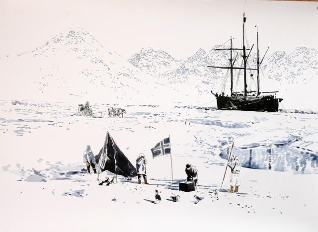 , 'Expedition III,' 2018, Victor Lope Arte Contemporaneo