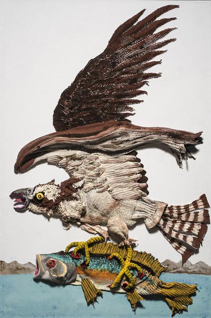 , 'Fish Hawk,' 2016, 101/EXHIBIT