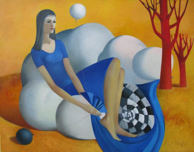 Marta Shmatava, 'Meditation', 2011, Ma.Ma. Art Gallery