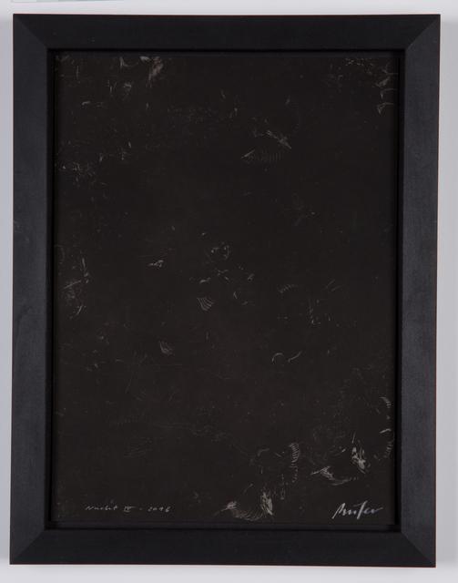 , 'Nacht Nr. 4,' 2017, Galerie Kandlhofer