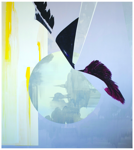 , 'Flutter,' 2012, General Hardware Contemporary