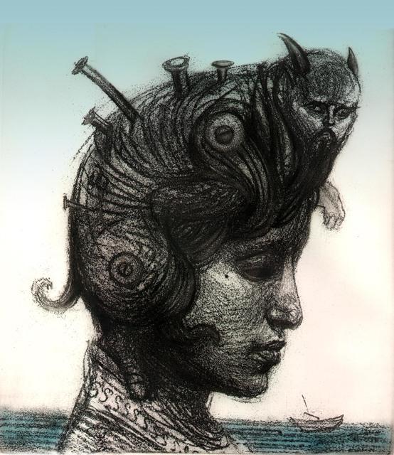 , 'Head,' 2001, La Siempre Habana