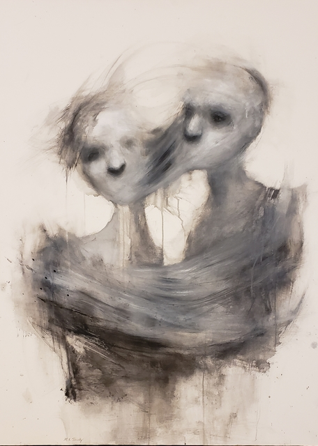 , 'The Two,' ca. 2019, Springfield Art Association