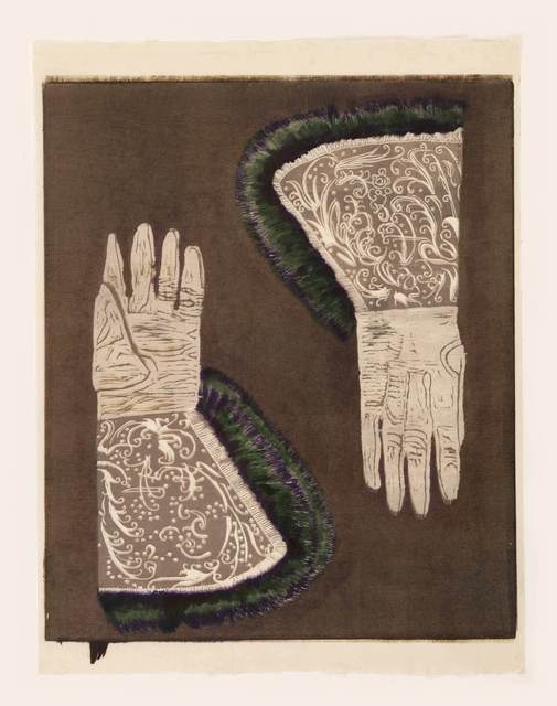 , 'Gauntlets,' 2015, Stephen Friedman Gallery