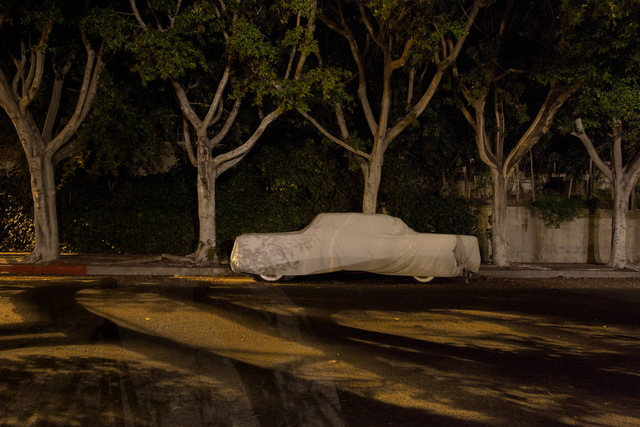 , 'Sleeping Car, Canyon Drive #2,' 2012, Fahey/Klein Gallery