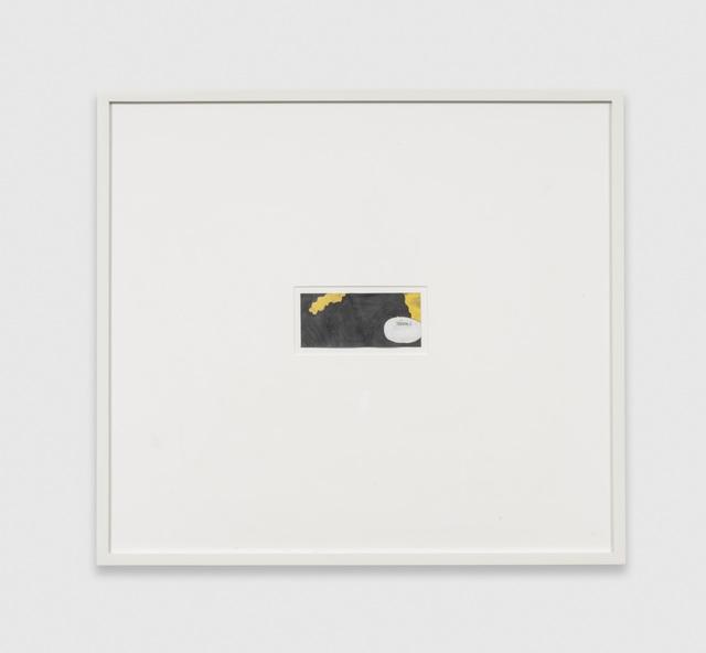 Tony Lewis, 'Untitled (terrible)', 2018, Aspen Art Museum Benefit Auction
