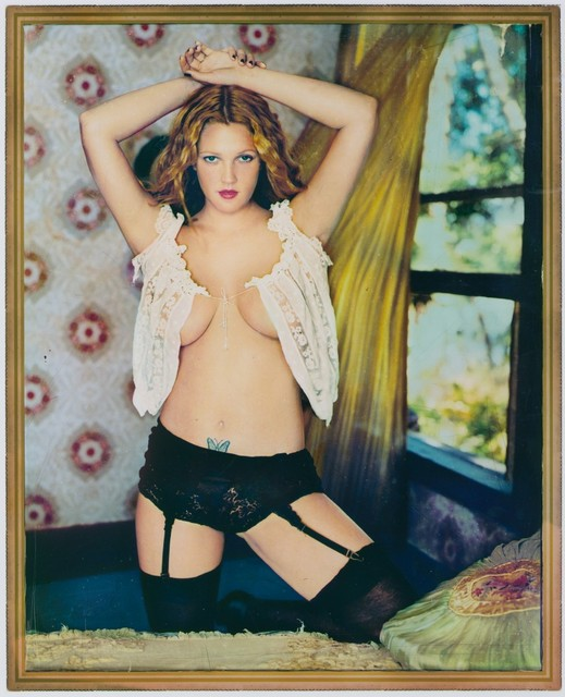 , ''Drew Barrymore' for Rolling Stone,' , Be-hold