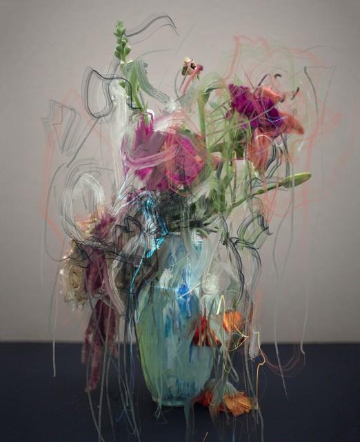, 'Still Life (Flowers 3),'  2020, Purdy Hicks Gallery