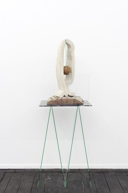 , 'Plié,' 2016, Galerie Christophe Gaillard