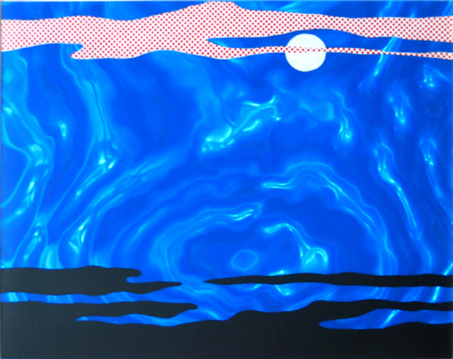 , 'Moonscape,' 1965, Joseph K. Levene Fine Art, Ltd.