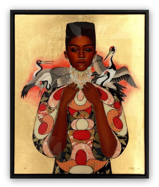 , 'Divine Skin,' 2016, Spoke Art