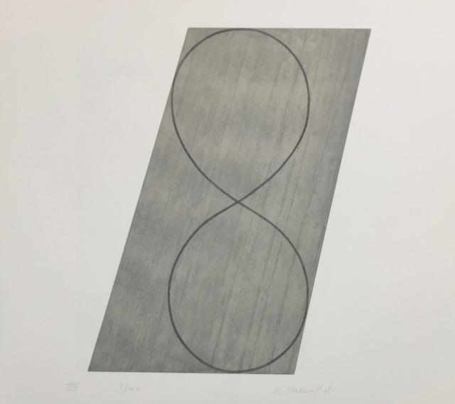 Robert Mangold, '#8 from Attic Series II', 1991, Robert Fontaine Gallery