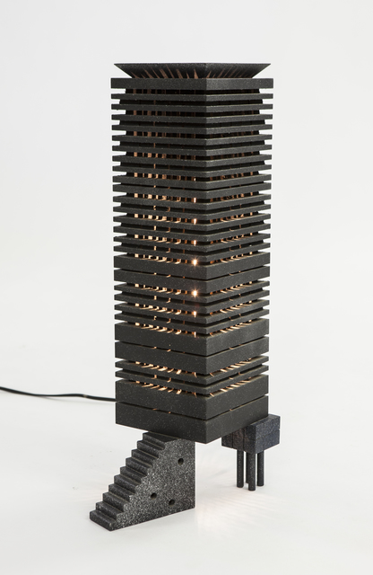 , 'Torch Lighthouse,' 1984, Magen H Gallery
