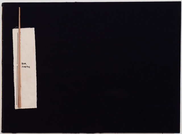, 'Boa Sorte,' 2016, Mercedes Viegas Arte Contemporânea