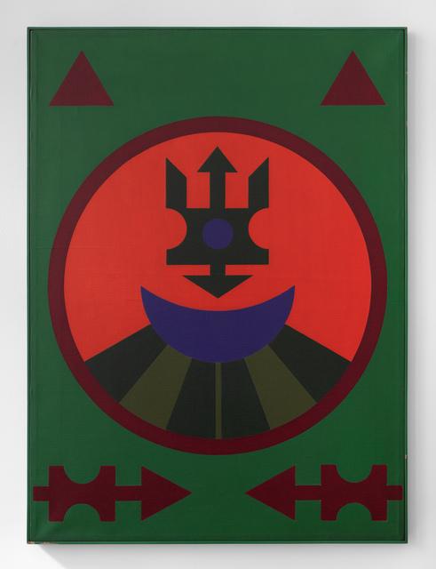 Rubem Valentim, 'Emblema 79', 1979, Mendes Wood DM